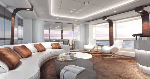 ELECTRA - Luxury Motor Yacht For Sale - Interior Design - Img 4 | C&N