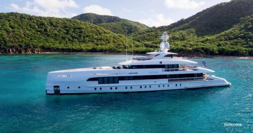 ELECTRA - Luxury Motor Yacht For Sale - Exterior Design - Img 3 | C&N
