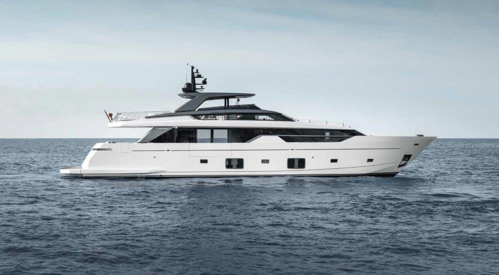 C&N announce the sale of a new build Sanlorenzo 102' Asymmetric - Industry | C&N