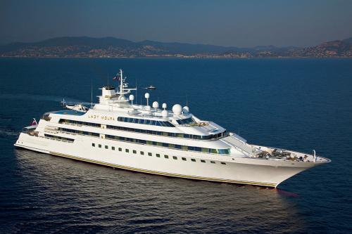 LADY MOURA - Luxury Motor Yacht for Sale | C&N