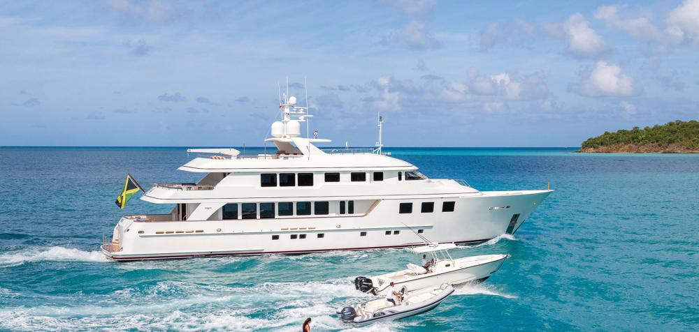 PURE BLISS - Luxury Motor Yacht for Charter | C&N