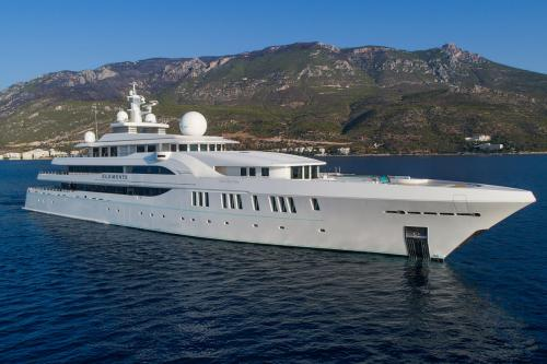 ELEMENTS - Luxury Motor Yacht for Sale | C&N