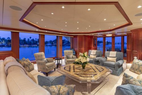 PURE BLISS - Luxury Motor Yacht For Charter - Interior Design - Img 1 | C&N