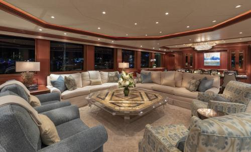 PURE BLISS - Luxury Motor Yacht For Charter - Interior Design - Img 3 | C&N