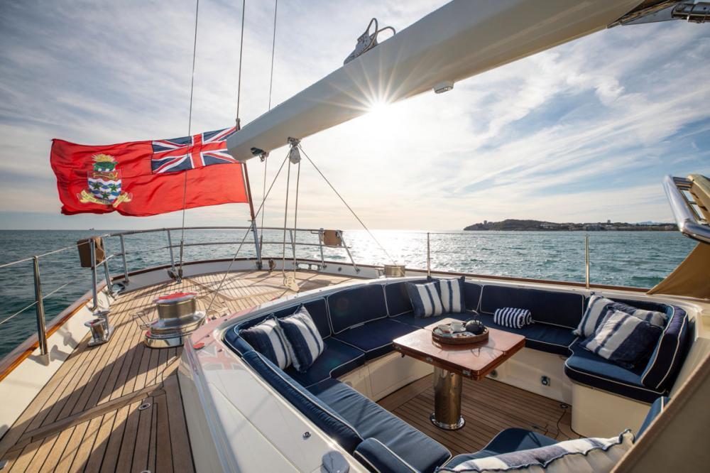 Camper & Nicholsons announce their appointment as the central agents for the sale of 40.7m sailing yacht Surama - Industry - Img 2 | C&N