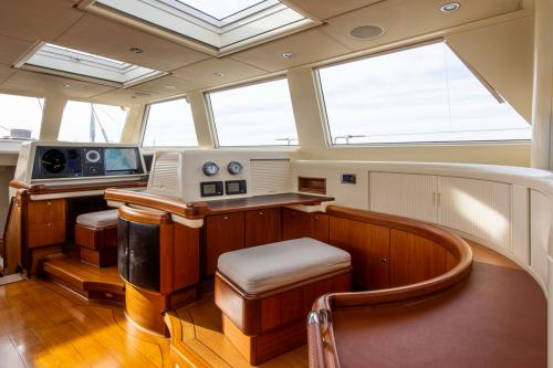 SURAMA - Luxury Sailing Yacht For Sale - Interior Design - Img 5 | C&N