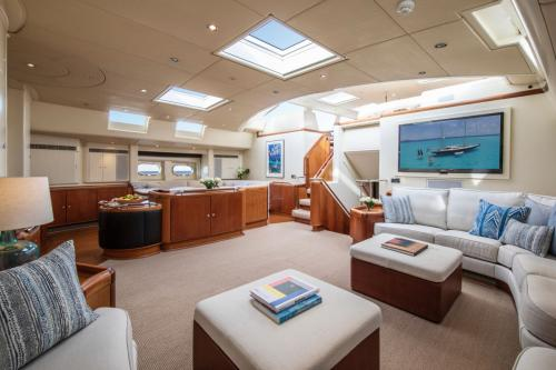 SURAMA - Luxury Sailing Yacht For Sale - Interior Design - Img 1 | C&N