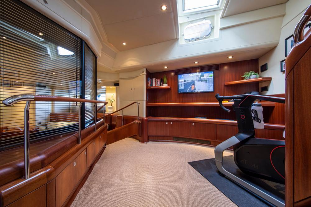 SURAMA - Luxury Sailing Yacht For Sale - Owner's Suite - Img 4 | C&N