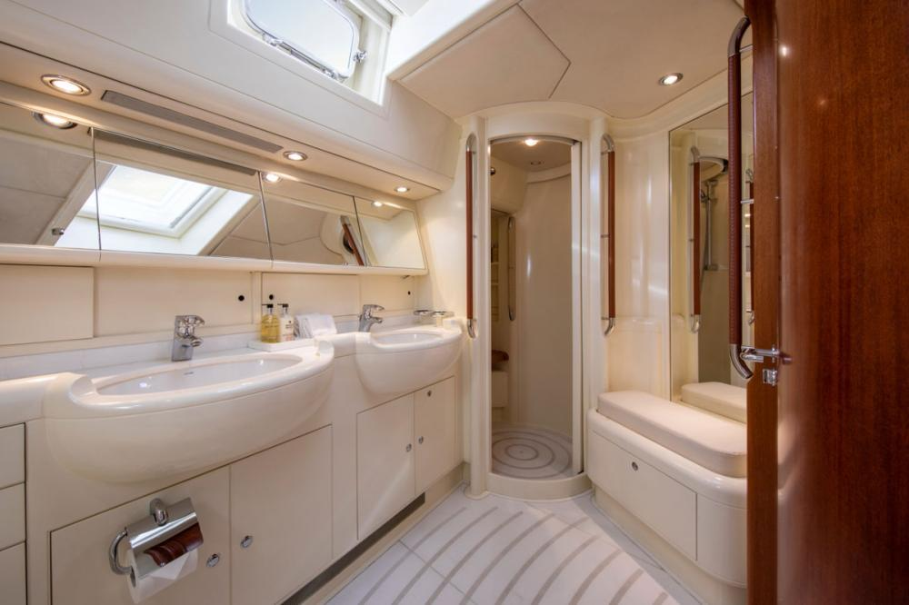 SURAMA - Luxury Sailing Yacht For Sale - Owner's Suite - Img 5 | C&N