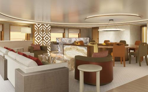 LA DATCHA - Luxury Motor Yacht For Sale - Interior Design - Img 1 | C&N