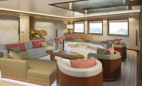LA DATCHA - Luxury Motor Yacht For Sale - Interior Design - Img 2 | C&N