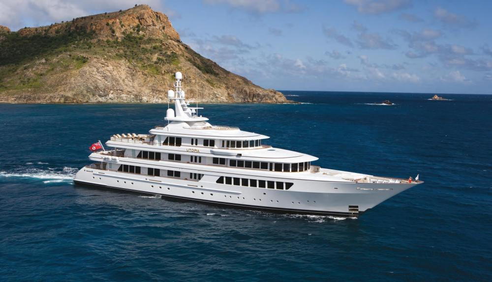 UTOPIA - Luxury Motor Yacht for Charter | C&N