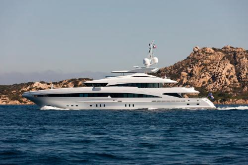 INCEPTION - Luxury Motor Yacht For Charter - Exterior Design - Img 1 | C&N
