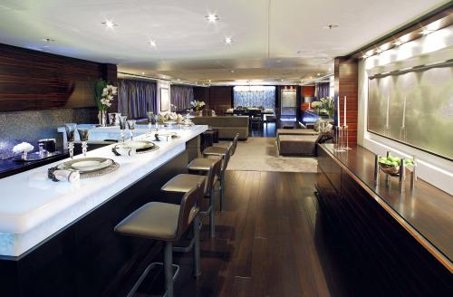 INCEPTION - Luxury Motor Yacht For Charter - Interior Design - Img 1 | C&N