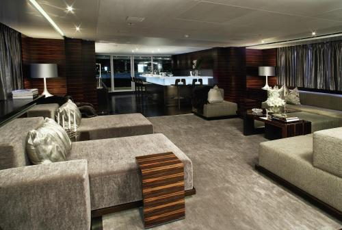 INCEPTION - Luxury Motor Yacht For Charter - Interior Design - Img 3 | C&N