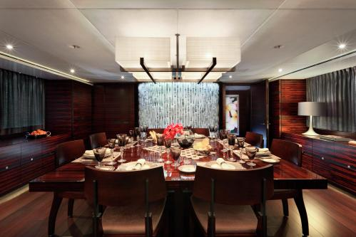INCEPTION - Luxury Motor Yacht For Charter - Interior Design - Img 5 | C&N