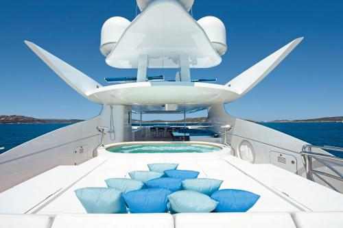 INCEPTION - Luxury Motor Yacht For Charter - Exterior Design - Img 3 | C&N