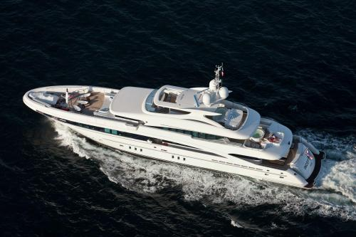 INCEPTION - Luxury Motor Yacht For Charter - Exterior Design - Img 2 | C&N