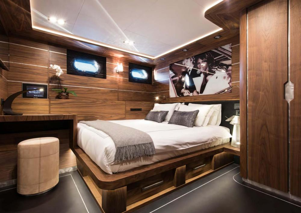 ROX STAR - Luxury Sailing Yacht For Charter - Four Spacious Double Cabins and one Pullman Berth - Img 1 | C&N