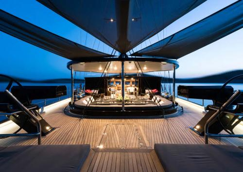 ROX STAR - Luxury Sailing Yacht For Charter - Exterior Design - Img 1 | C&N