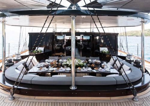 ROX STAR - Luxury Sailing Yacht For Charter - Exterior Design - Img 3 | C&N
