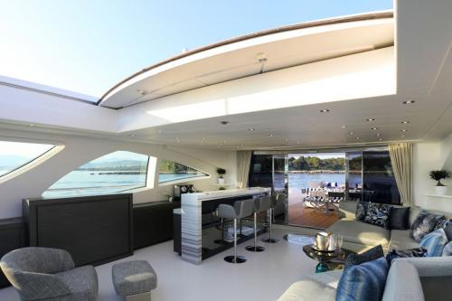 VENI VIDI VICI - Luxury Motor Yacht For Charter - Interior Design - Img 1 | C&N