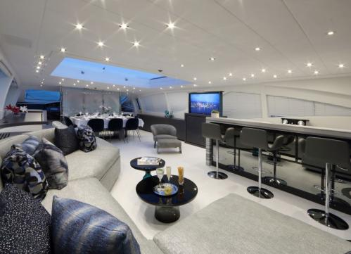 VENI VIDI VICI - Luxury Motor Yacht For Charter - Interior Design - Img 3 | C&N