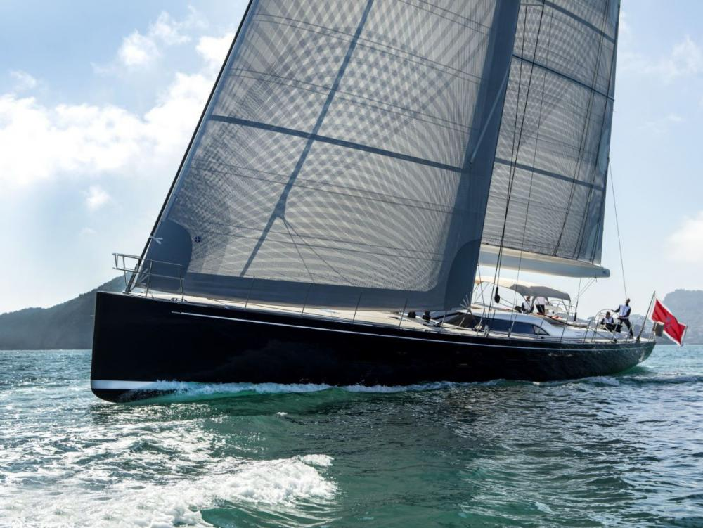 CROSSBOW - Luxury Sailing Yacht for Charter | C&N