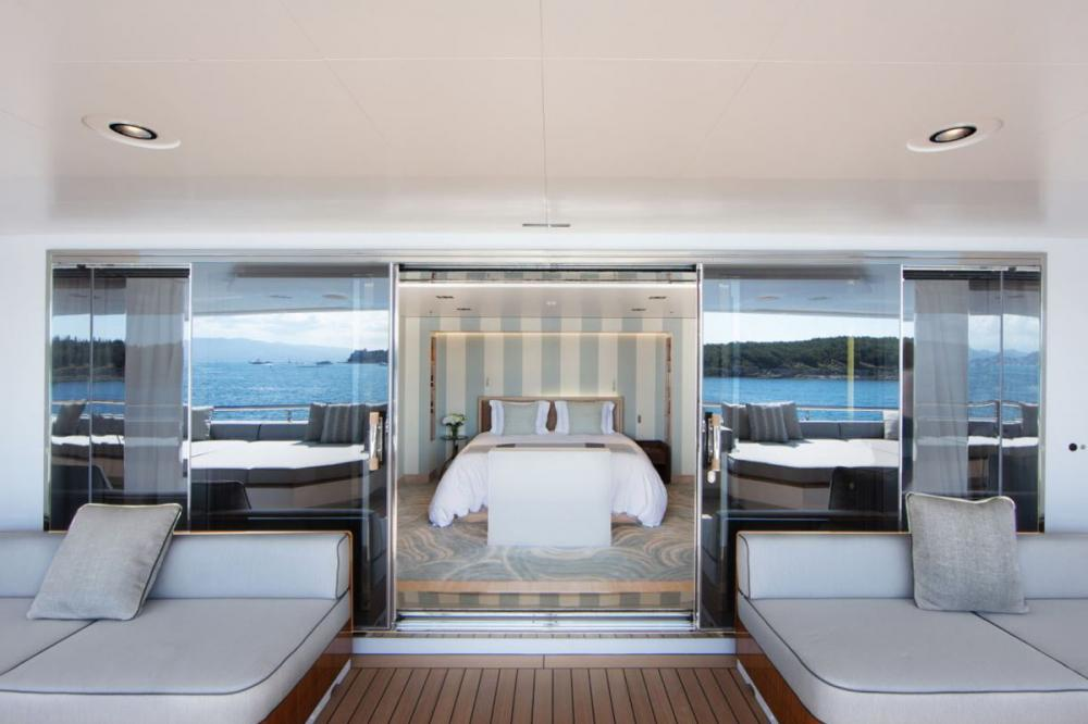 PLANET NINE - Luxury Motor Yacht For Charter - x2 VIP Suites - Img 2 | C&N