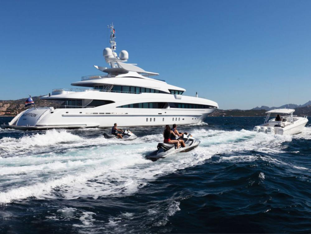 INCEPTION - Luxury Motor Yacht for Charter | C&N