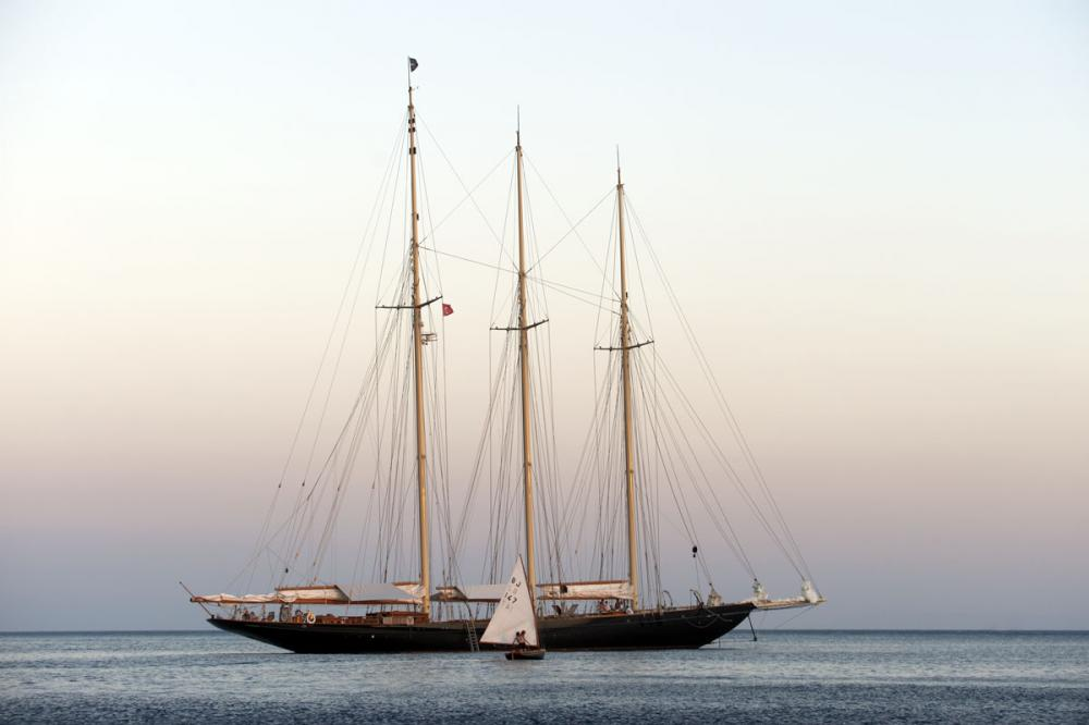ATLANTIC - Luxury Sailing Yacht for Charter | C&N