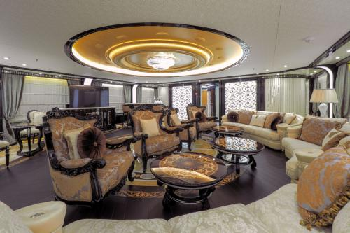 ELEMENTS - Luxury Motor Yacht For Sale - Interior Design - Img 5 | C&N