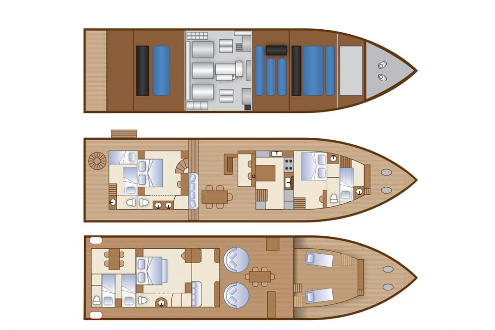 SEQUOIA - Luxury Sailing Yacht For Charter - GA - Img 1 | C&N