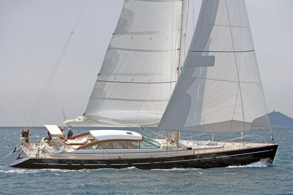 Camper & Nicholsons announce their appointment as Central Agents for the sale of 29m sailing yacht Mbolo - Industry | C&N
