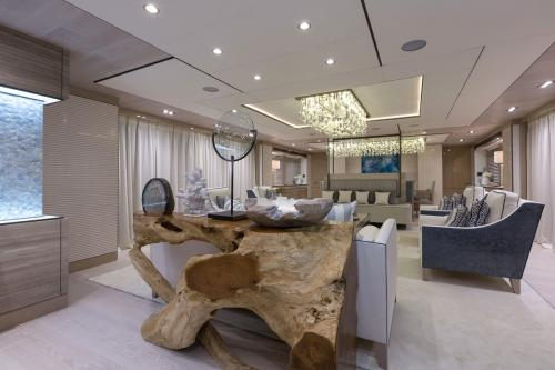 THUMPER - Luxury Motor Yacht For Charter - Interior Design - Img 1 | C&N