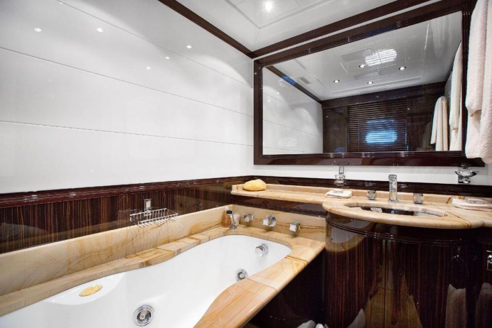 MAC TOO - Luxury Motor Yacht For Charter - Master Stateroom - Img 2 | C&N