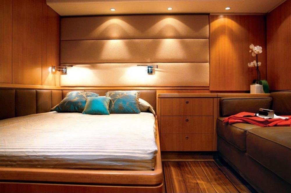 ARISTARCHOS - Luxury Sailing Yacht For Charter - VIP with 1 double and a single bed - Img 1 | C&N