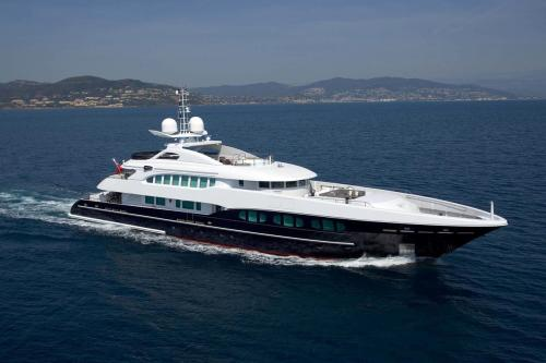 NASEEM - Luxury Motor Yacht for Sale | C&N