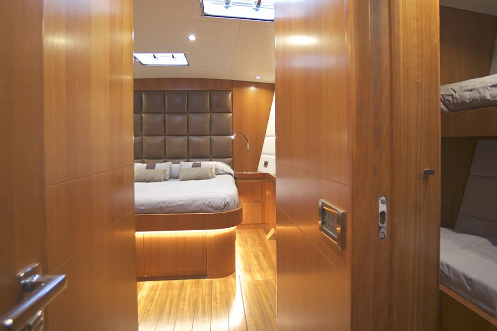 ALYSEE - Luxury Sailing Yacht For Sale - Master Cabin - Img 2 | C&N
