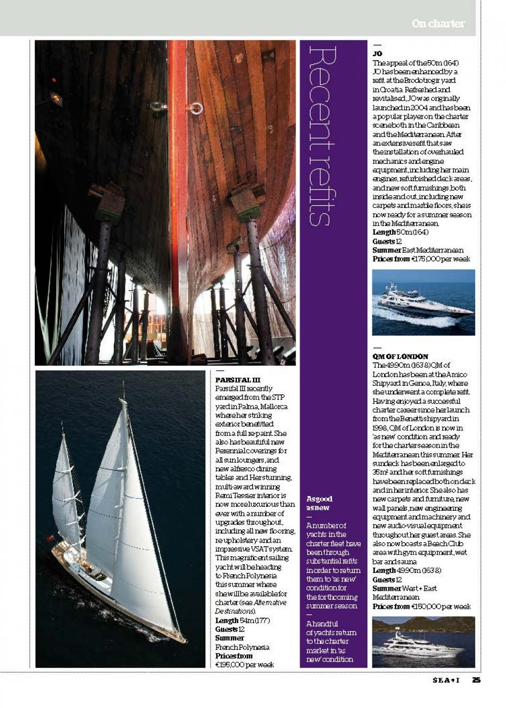 ISSUE 26 - SEA+I - Page 27 | C&N