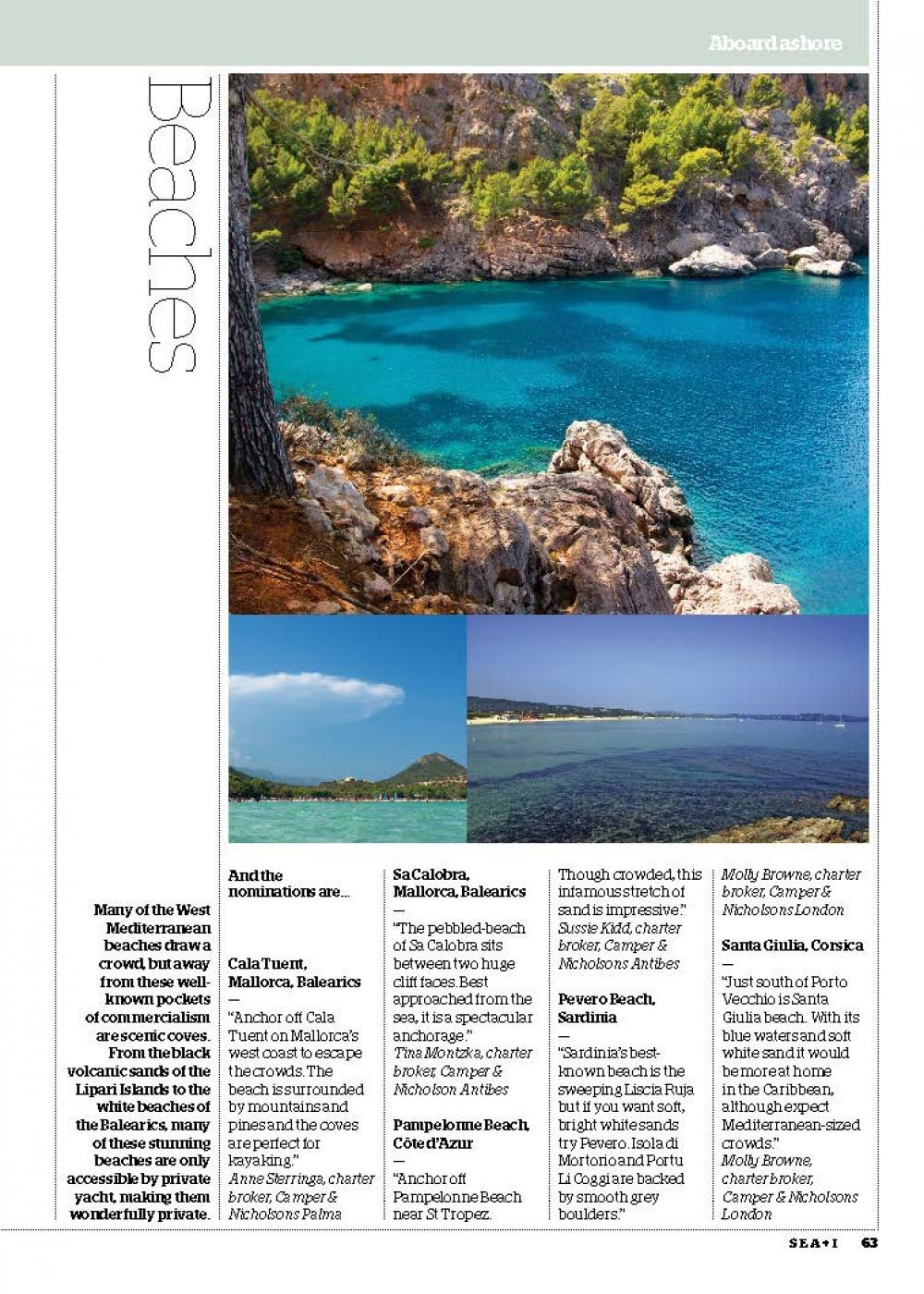 ISSUE 26 - SEA+I - Page 65 | C&N