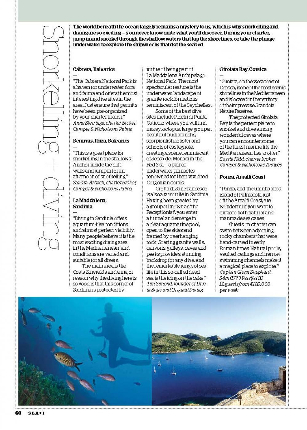 ISSUE 26 - SEA+I - Page 70 | C&N