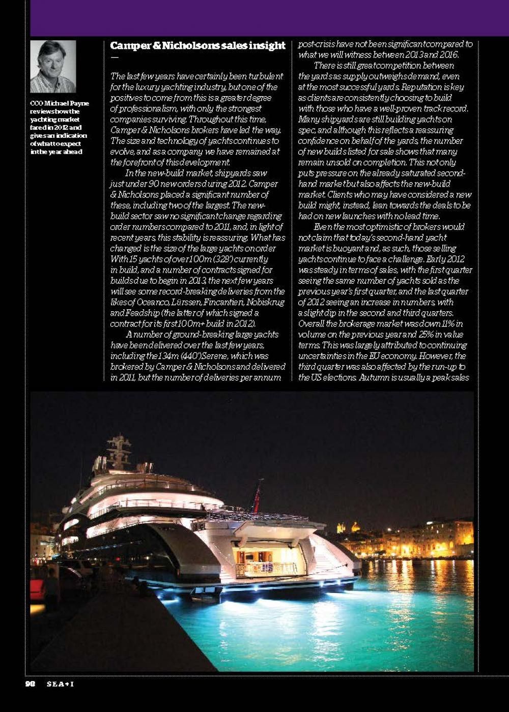 ISSUE 26 - SEA+I - Page 100 | C&N