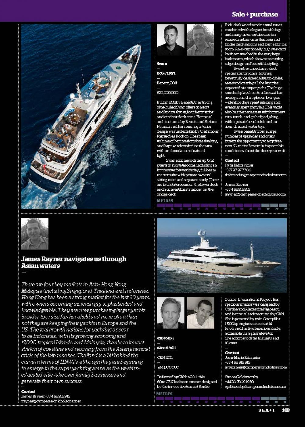 ISSUE 26 - SEA+I - Page 105 | C&N