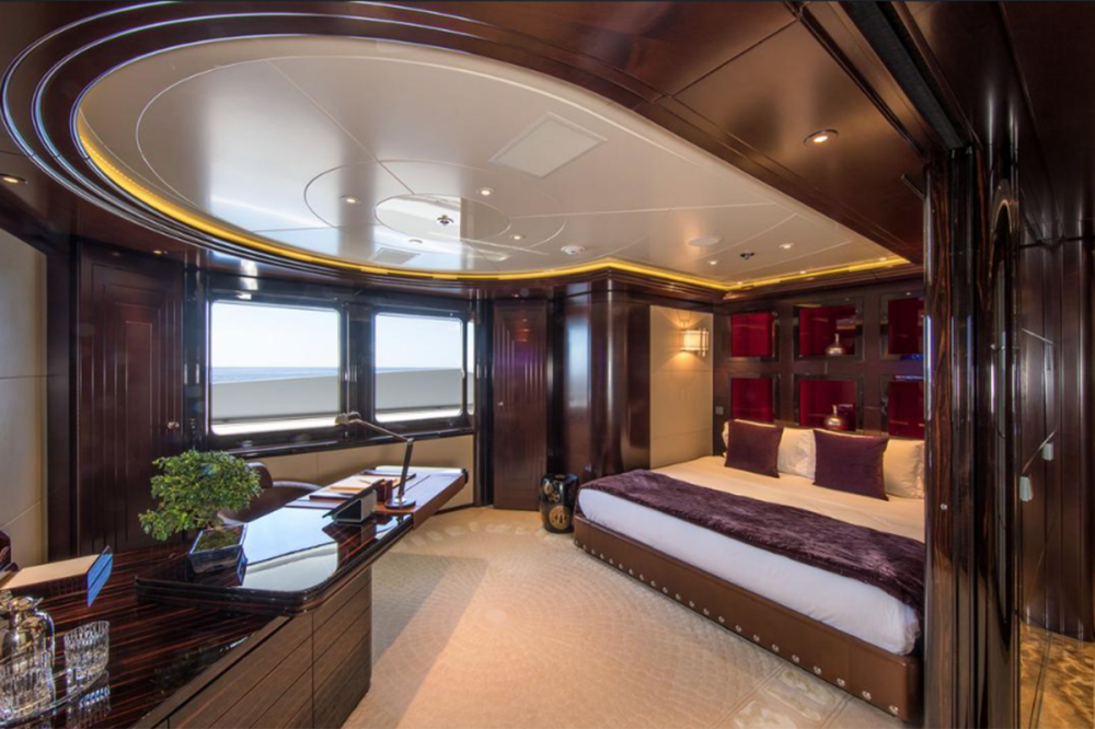 EMINENCE - Luxury Motor Yacht For Charter - Master Cabin - Img 3 | C&N