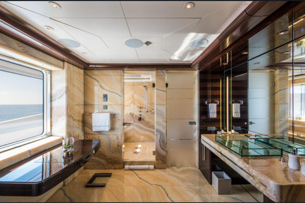 EMINENCE - Luxury Motor Yacht For Charter - Master Cabin - Img 5 | C&N