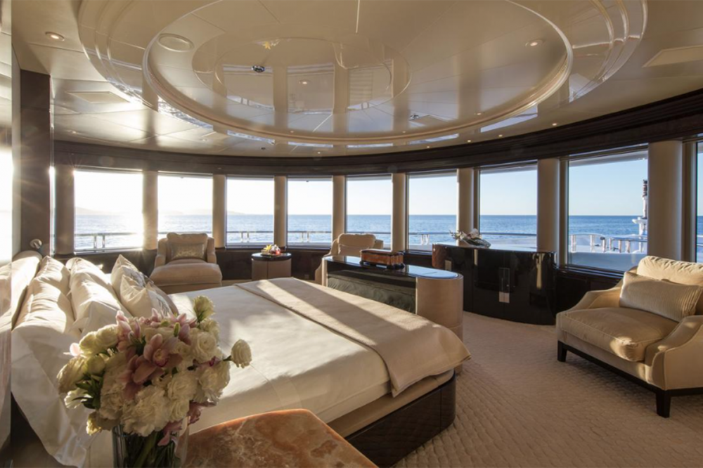 EMINENCE - Luxury Motor Yacht For Charter - Master Cabin - Img 1 | C&N