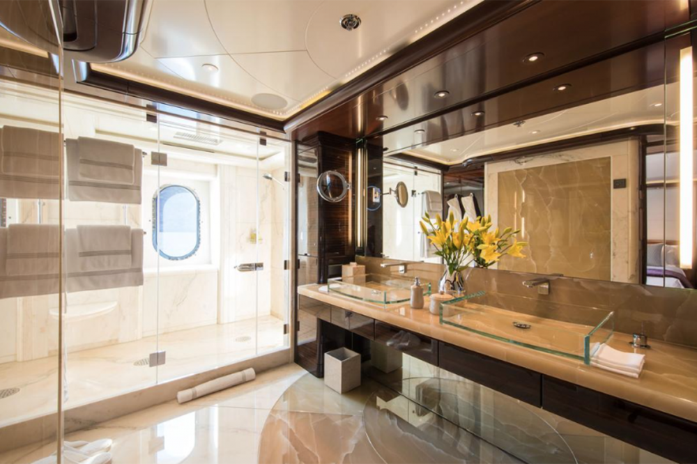 EMINENCE - Luxury Motor Yacht For Charter - Master Cabin - Img 2 | C&N