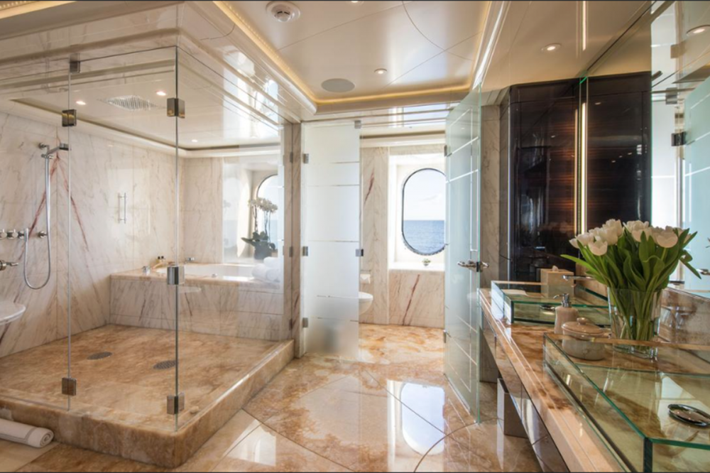 EMINENCE - Luxury Motor Yacht For Charter - Master Cabin - Img 10 | C&N