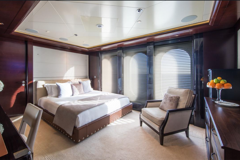 EMINENCE - Luxury Motor Yacht For Charter - Master Cabin - Img 11 | C&N